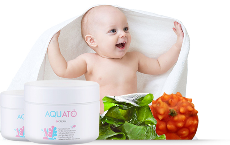 AQUATO BABY CREAM